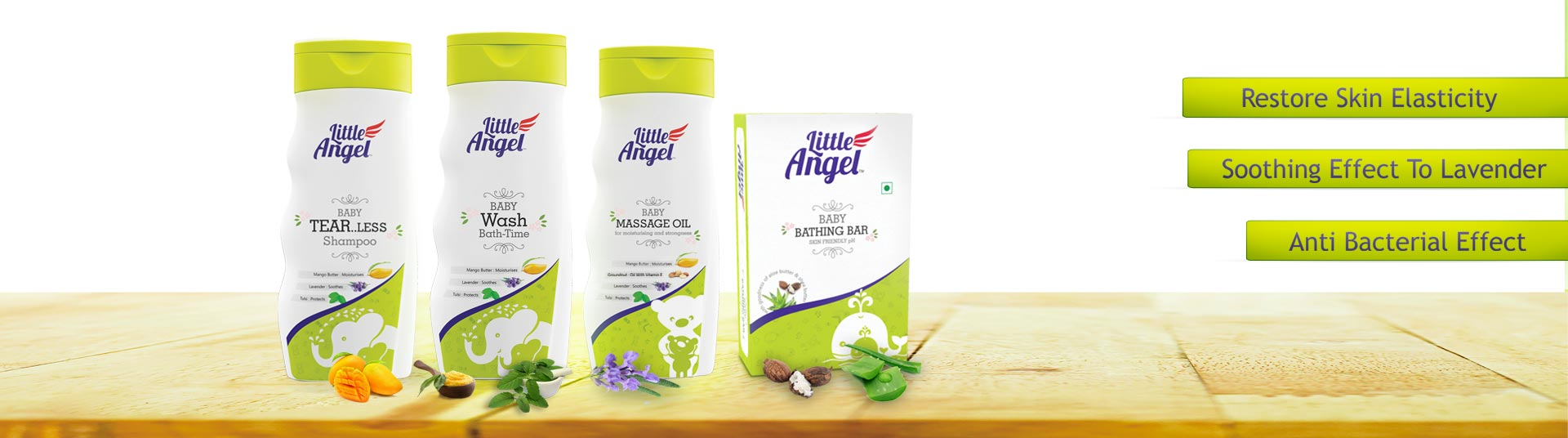 Bath Care Products :: Little Angel