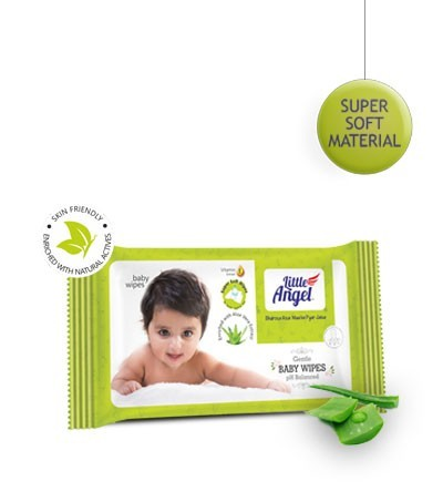 Neutral pH Wipes